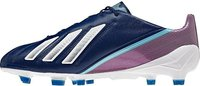 Adidas F50 adizero TRX FG Leder (2013) dark blue/running white/vivid pink