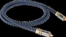 Goldkabel Highline Koax-Kabel (0,5m)