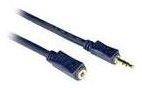 CablesToGo 80283 Velocity Stereo Audiokabel (0,5m)