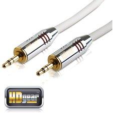 HDgear AC0100-015 Premium 3,5 Klinke / 3,5 Klinke (1,5m)