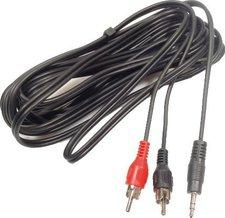 Kram Telecom XA296 Aux Verbindungskabel (3m)