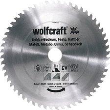 Wolfcraft CV-Kreissägeblatt 315 x 30 1,8 mm 56Z (6604000)
