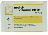 Chevita Multivitamin EB12 Pulver vet. (12x7,5 g)