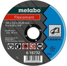 Metabo Flexiamant Stahl A 30-R  125 x 2,5 x 22,23 mm (6.16732.00)