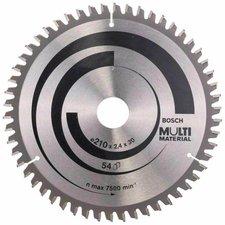 Bosch Kreissägeblatt Multi Material 210 x 30 mm (2608640511)