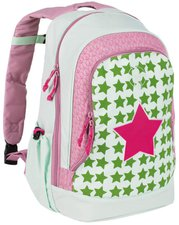 Lässig 4Kids Mini Backpack Big starlight magenta