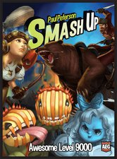 Alderac Entertainment Group Smash Up - Awesome Level 9000 (englisch)