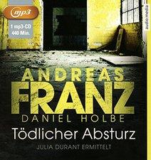 Andreas Franz - Tödlicher Absturz: Julia Durants 13. Fall