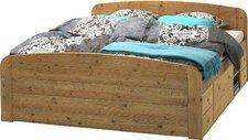 Steens Furniture Ltd Bett Jana mit Unterbau (180 x 200 cm)