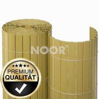 Noor Sichtschutzmatte PVC bambus 200 cm x 10 m