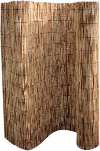 videx nat rlicher sichtschutz schilf 140 x 600 cm preisvergleich ab 18 59. Black Bedroom Furniture Sets. Home Design Ideas
