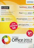 SoftMaker Office 2012 Professional (DE) (Win) (Box)
