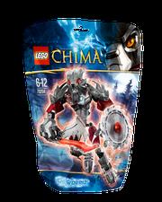 LEGO Legends of Chima - Chi Worriz (70204)