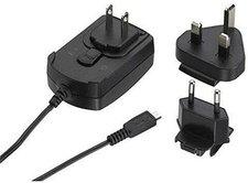 BlackBerry Micro-USB International Charger (EU/UK/US Clip) rakuten.de) für BlackBerry