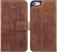 Burkley Book Case Stone Washed für iPhone 5