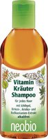 Neobio Vitamin Kräuter Shampoo (200 ml)