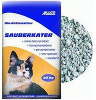 Allco Sauberkater Classic Katzenstreu (20 kg)
