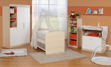Roba Kinderzimmer Lena 3 teilig (3türig)
