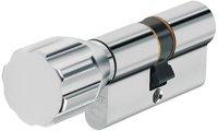 Abus EC550 Knaufzylinder Wendeschlüssel Z55/K35 mm verschiedenschließend