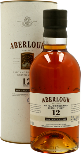 Aberlour 12 Years Non Chill-Filtered 0,7l 48%