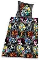 Monster High Bettwäsche (80 x 80 + 135 x 200 cm)