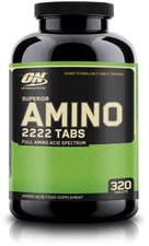 Optimum Nutrition Superior Amino 2222 (325 Kapseln)