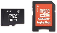 ByteStor microSDHC Class 10
