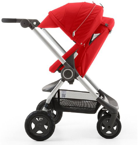 Stokke Scoot Red
