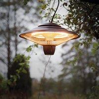 Outtrade Hängeheizlampe CELC (1500 Watt)
