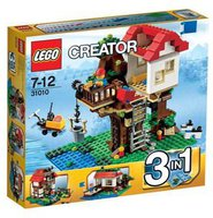 LEGO Creator - 3 in 1 Baumhaus (31010)