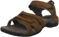Teva Tirra Leather Womens rust