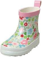 Playshoes Baby Gummistiefel Blumen