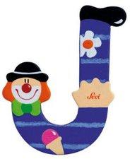 Sevi Clown Buchstabe J