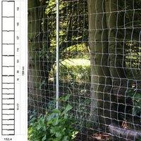 Driller Wildschutzgitter Knotengeflecht Höhe 130 cm x 50 m