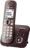 Panasonic KX-TG6821 Single mocca-braun