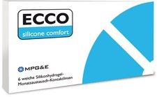MPG & E Ecco Silicone Comfort Toric -4,75 (6 Stk.)