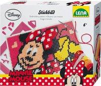 Lena Disney Stickbild Minnie 1