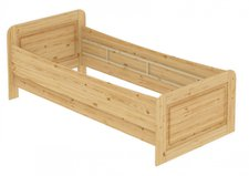 Erst-Holz 60.42-10 D Seniorenbett Massivholz (100 x 200 cm)
