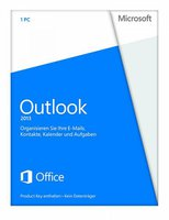 Microsoft MS Outlook 2013 (Single)