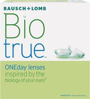 Bausch & Lomb Biotrue ONEday lenses -3,00 (90 Stk.)