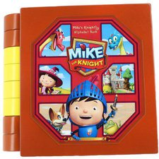 In­spi­ra­ti­on Works S12651 - Mike the Knight Knight­ly Al­pha­bet Book