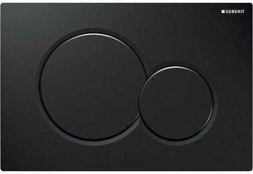 Geberit Sigma01 schwarz