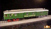 Liliput Diesel-Gepäcktriebwagen VT 69 901 DB (133037)