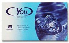 Cyou Daily Lenses -0,50 (90 Stk.)
