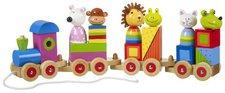 Orange Tree Toys Animal Train