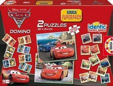 Educa Superpack Cars 2