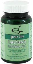 11 A Nutritheke Lactase 12000 FCC Kapseln (60 Stk.)