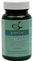 11 A Nutritheke L-Alanin 500 mg Kapseln (60 Stk.)
