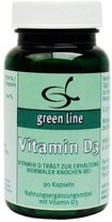 11 A Nutritheke Vitamin D 3 Kapseln (90 Stk.)