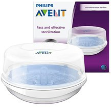 Avent Mikrowellen Sterilisator SCF271/51